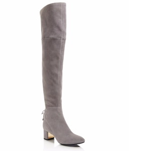 Women's Laila Suede Over-the-Knee Boots