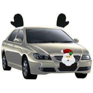 $3.89Holiday Time Christmas Decor Santa Car Costume @ Walmart.com