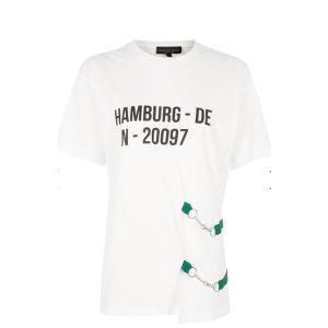 PETITE Hamburg Buckle T-Shirt