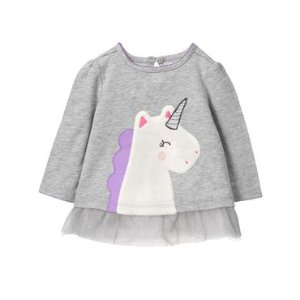 Unicorn Tutu Top