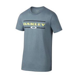 Oakley Stacker Tee in BLUE MIRAGE