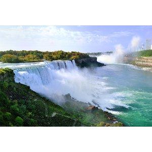 【美东小环线】超值经典4天:华盛顿+瀑布+康宁/沃金斯谷+千岛湖
