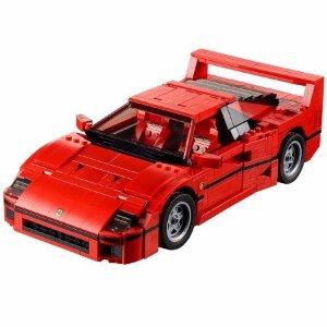LEGO Creator Expert Ferrari F40 10248 - Walmart.com