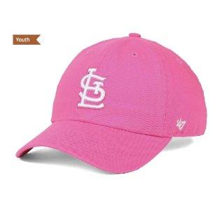 St. Louis Cardinals '47 MLB Girls '47 CLEAN UP Cap