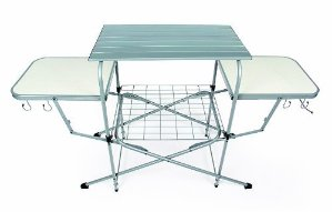 $81Camco Deluxe Grilling Table