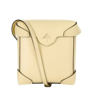 Manu Atelier Mini Pristine Box Shoulder Bag