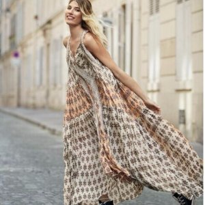 Up to 40% Off + Extra 20% Off Free People Woman Clothes Sale @ Bloomingdales