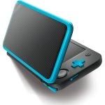 Nintendo New Nintendo 2DS™ XL - Black + Turquoise