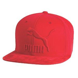 Suede 110 Snapback Hat - US