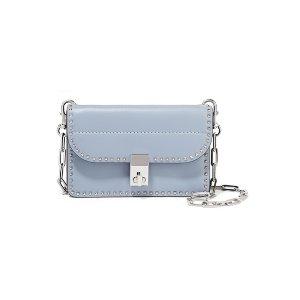 Valentino   The Rockstud mini shoulder bag