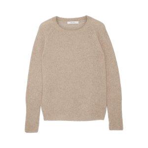 Orbita cashmere and silk-blend sweater