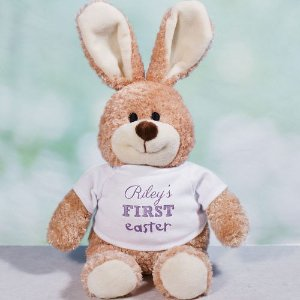 Personalized First Easter Bunny - 10