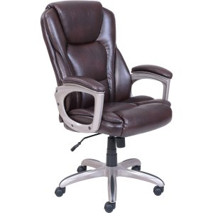 $99Serta Big & Tall Commercial Office Chair with Memory Foam