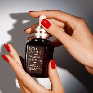 Receive a full-size Micro Essence Aquaceutical Mist with any $100 Estee Lauder purchase + up to 6 free samples