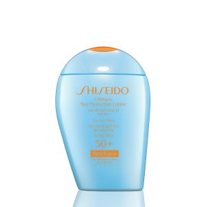 Ultimate Sun Protection Lotion WetForce for Sensitive Skin and Children SPF 50+