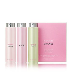 CHANCE Twist & Spray Travel Trio