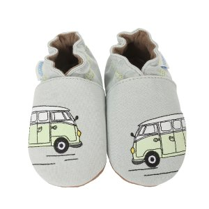 Beep Beep Baby Shoes, Soft Soles