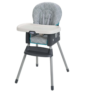 $51Graco SimpleSwitch High Chair, Finch