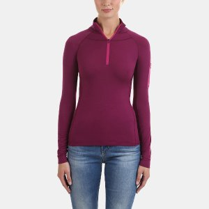 Arc'teryx Satoro AR Zip Neck Shirt LS Jackets | ELEVTD Free Shipping & Returns