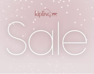 Dealmoon Exclusive Early Access!  Extra 20% OffSale Items @ Kipling USA