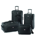 American Tourister Fieldbrook II 行李箱包四件套