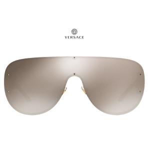 Versace VE2166 41, Gld Lit, Brn Mir Sunglasses