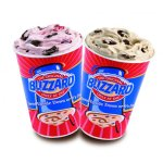 Blizzard Limited Time sale @ Dairy Queen