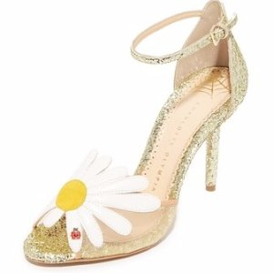 Charlotte Olympia Margherite Daisy Sandals | SHOPBOP