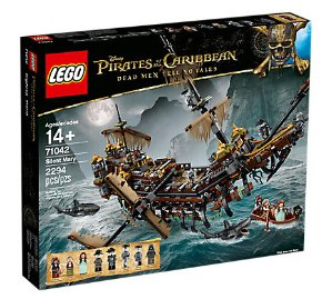 $199.99LEGO Pirates of the Caribbean: Dead Men Tell No Tales 71042 Silent Mary