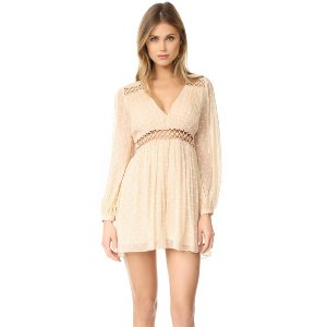 Zimmermann Bowerbrid Empire Playsuit | 15% off first app purchase with code: 15FORYOU