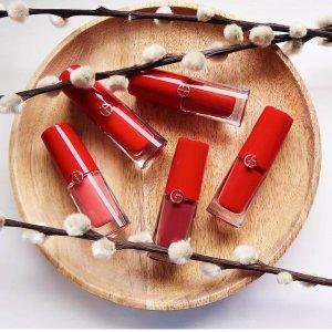 Lip Magnet Liquid Lipstick @ Giorgio Armani Beauty