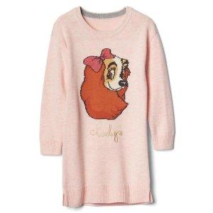 babyGap | Disney Baby Lady sweater dress