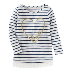 Mix Kit Striped Love Tunic