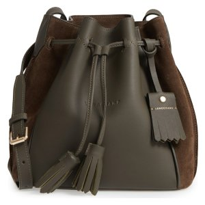Small Penelope Leather Tote