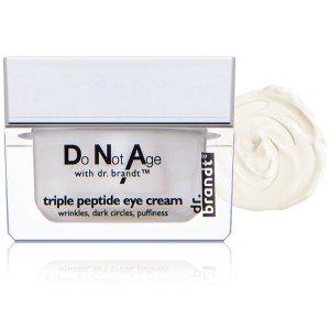Dr. Brandt Do Not Age Triple Peptide Eye Cream - Dermstore