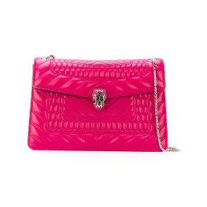 quilted Serpenti shoulder bag