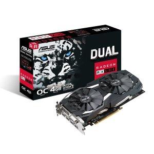$229.99Asus RX580 O4G 4GB GDDR5 Graphic Card