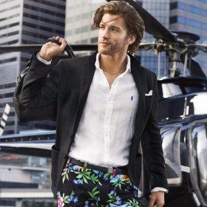 Extra 22% OffRalph Lauren Men's Clothing Sale