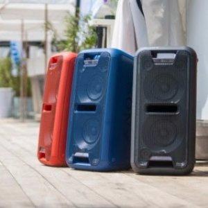 Sony High-Powered Wireless Bluetooth Light-Up Speaker GTK-XB7