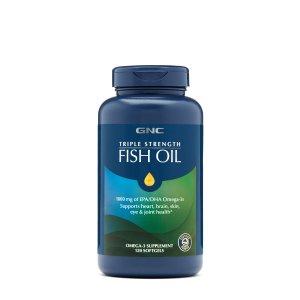 Triple Strength 鱼油 120粒