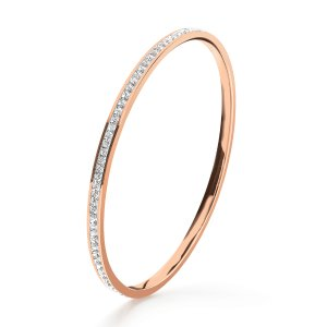 MATCH & DAZZLE BRACELET Rose Gold Plated - 3B0T027RC
