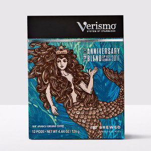 Anniversary Blend Brewed Coffee Verismo® Pods, 48 counts