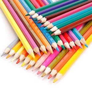秘密花园伴侣!$12.99Magicfly 72色彩色铅笔