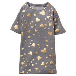 Shimmer Heart Dress
