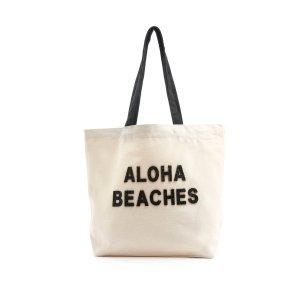 Fallon & Royce Aloha Beaches Tote Bag   South Moon Under