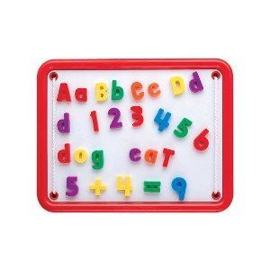 Alphabet & Numbers Magnet Set | zulily