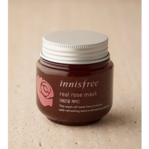 SKIN CARE - Real rose mask | innisfree