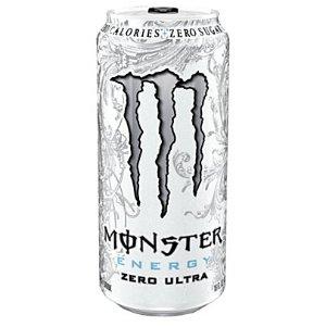$2.79Monster Energy Drink, Zero Ultra, 16 Ounce (Pack of 24)