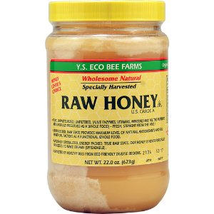 YS Eco Bee Farms Raw Honey -- 22 oz - Vitacost
