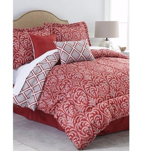 $29.99+Free ShippingHomeAccents® Bryant 6-Piece Bed-In-A-Bag Full Size